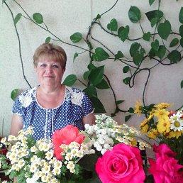 нина, 61 год, Воронеж