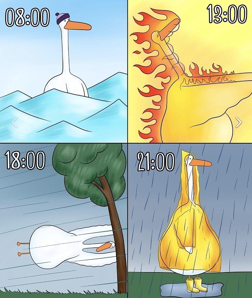 Анекдот Про Погоду