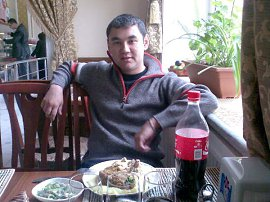 Фарух Сарманов Сарманов, 33 года, Маргилан