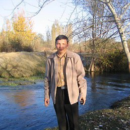 Алик, Ташкент, 55 лет