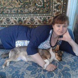 Снежанна, 44 года, Куса