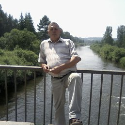 Николай, 66 лет, Уяр