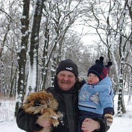Сергей Севидов, 60 лет, Макеевка