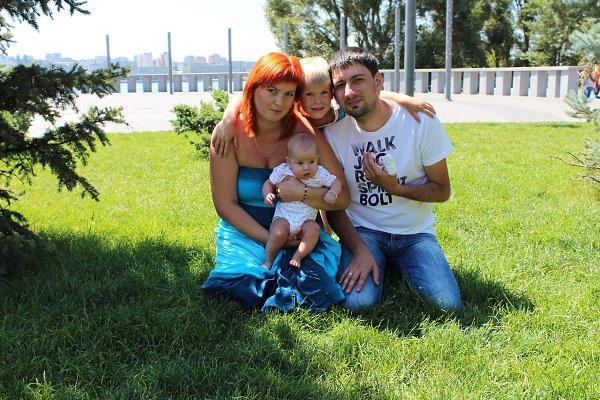 Фото - Моя семья: : Моя любимая семья и Я))))) - Любаша, Киев