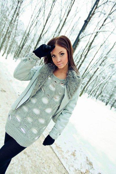 Зимнее фото: Зимний день в лесу - Александра, 27 лет, Москва