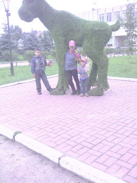 Фото - Моя семья: : мои дети - Ольга, 41 год, Кировск