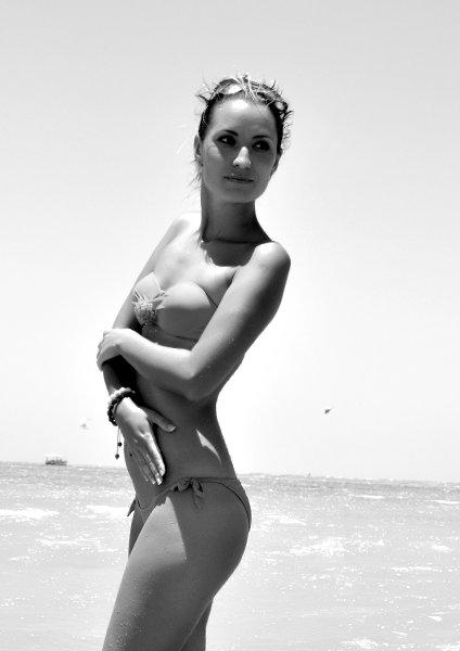 Фото девушки в купальнике на пляже: египет - Таня, 38 лет, Казань