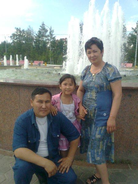 Фото - Моя семья: : мой родные - Айслу, Костанай