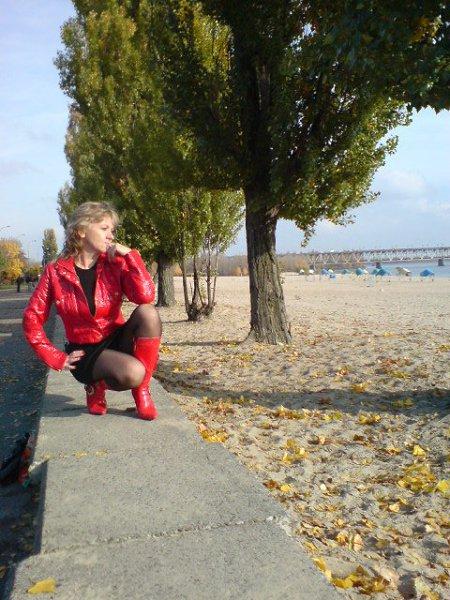 Фото в парке: в парке) - КСЮ, Александрия
