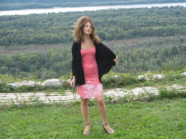 Фото в парке: Ветренно было - Stasy, 38 лет, Самара