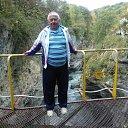 Экскурсия - горная Адыгея, река Белая, 18.09.2013.