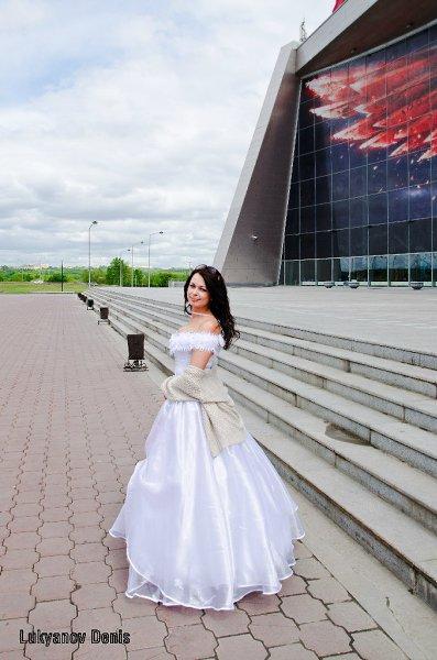 Фото: Людмила, Омск в конкурсе «Свадьба»