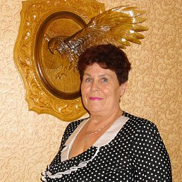 Алевтина, 65 лет, Фаленки