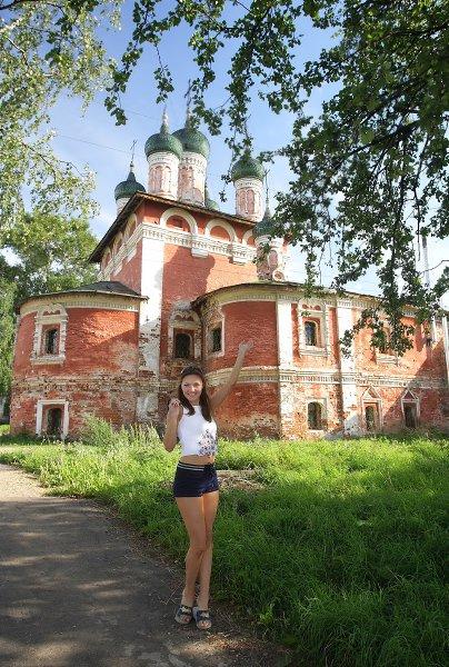Фото: Светлана, Владивосток в конкурсе «Я и достопримечательности»