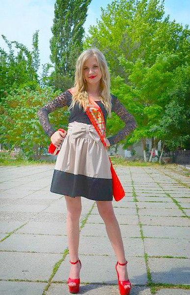 Фото: Анька, Сочи в конкурсе «Школа»