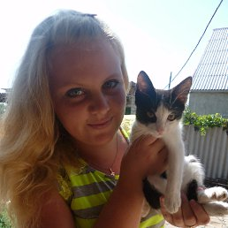 НиНкА ХуЛиГаНкА, 23 года, Ейск