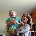Мой первый и долгожданный внук!