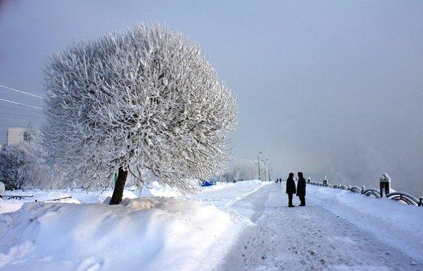 Знакомства город зима девушки 1