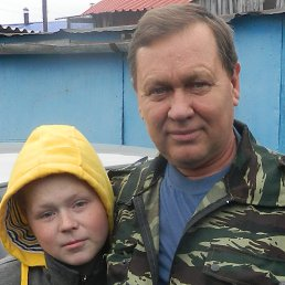 Николай, 63 года, Курган