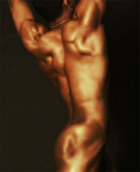 красивые мужские обнаженные тела фото
