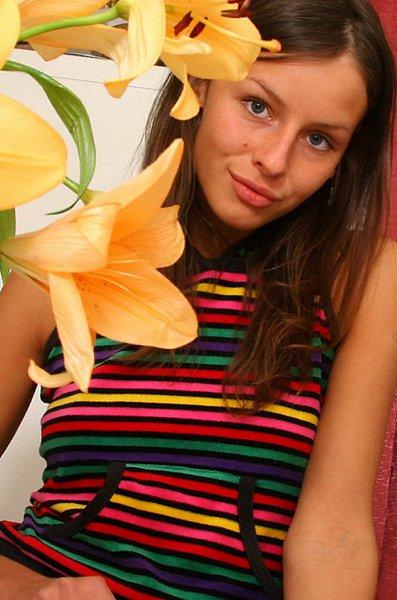 Фото: Виктория, Уфа в конкурсе «Дарите любимым цветы!»