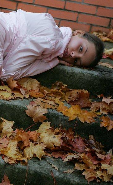 Фото: Виктория, Уфа в конкурсе «Золотая осень»
