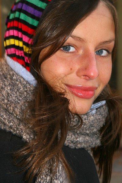 Фото: Виктория, Уфа в конкурсе «Шарфы и шапки»
