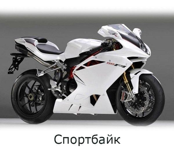 Классификация мотоциклов - 2