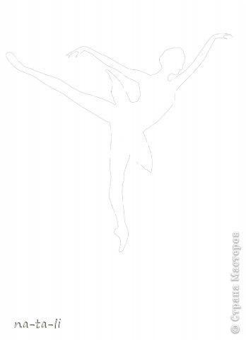 Снежинки-балеринки - 9