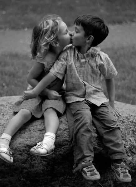 Картинки про мальчика и девочку любовь с надписями