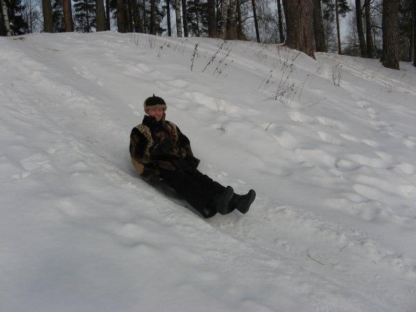 Фото: Мir@ge))) магнитики))), 43 года, Рыбинск в конкурсе «Спортивная зима»