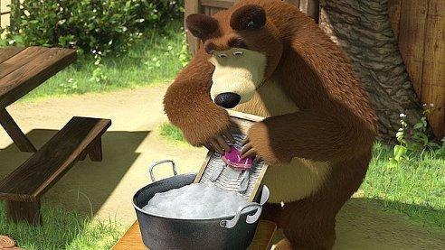 Идеальный муж - это медведь из мультика про Машу... Хозяйственный, не пьет, не курит, добрый, умный, ...