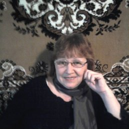 Галина, 62 года, Отрадный