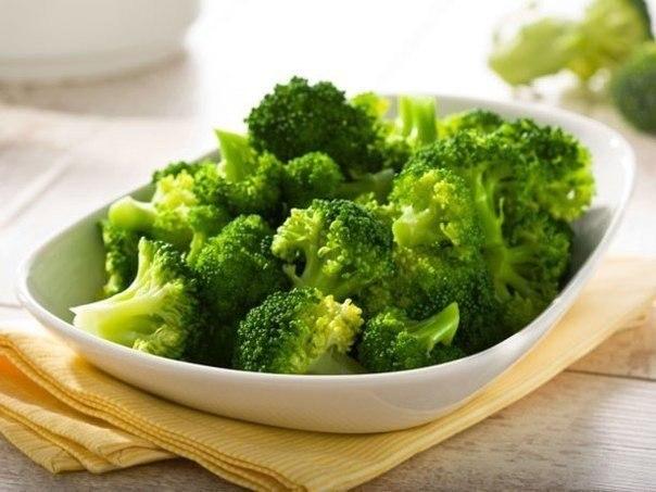 Способ приготовления брокколи для похудения