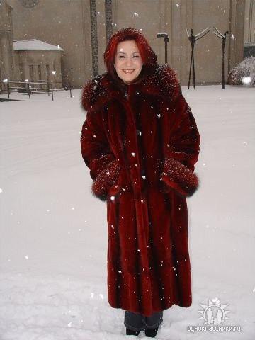 Фото: NATALIE, Даллас в конкурсе «Первый снег»