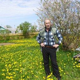 Владимир, 65 лет, Можайск