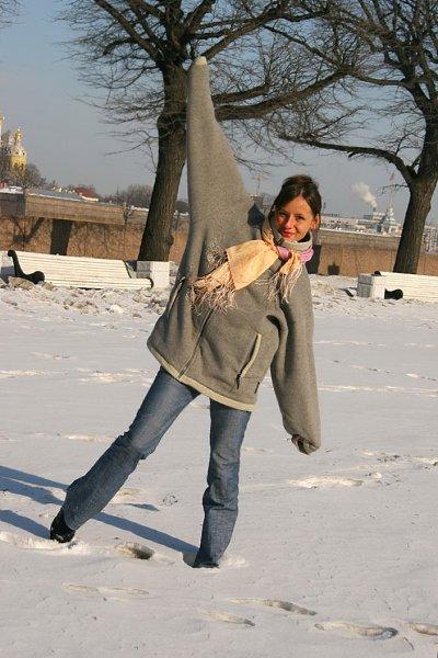 Фото: Виктория, Уфа в конкурсе «Первый снег»