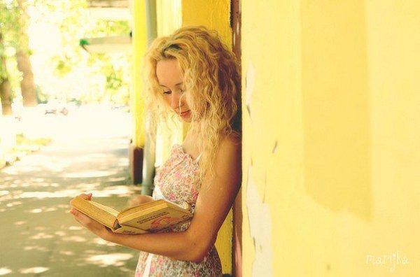 Фото: Julianna, Хайльбронн в конкурсе «Люблю читать!»