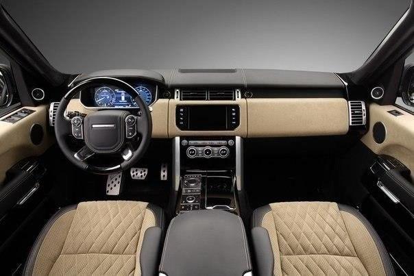 Range Rover Vogue 2013 LUMMA - 5