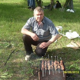 Николай, 50 лет, Малин