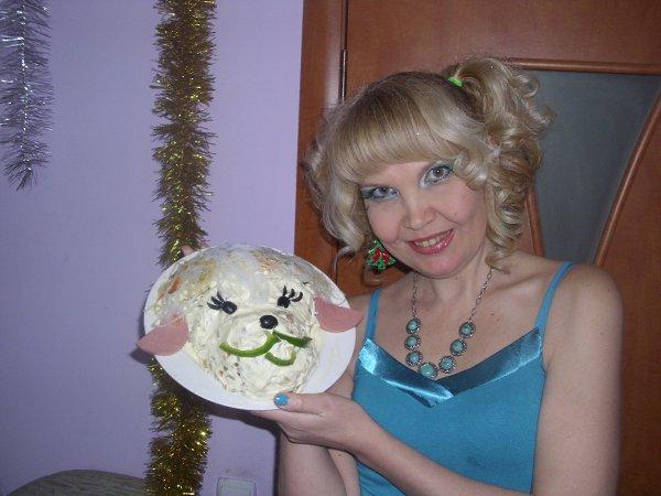 Фото: Ксюша, Алматы в конкурсе «Я готовлю»