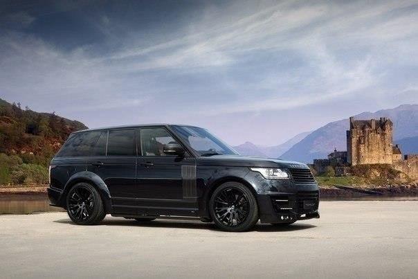 Range Rover Vogue 2013 LUMMA - 4