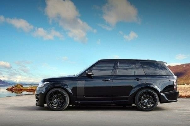 Range Rover Vogue 2013 LUMMA