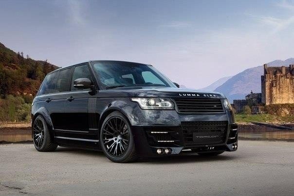 Range Rover Vogue 2013 LUMMA - 3