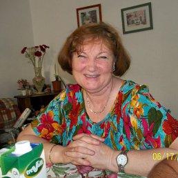 валентина, 67 лет, Белая Церковь