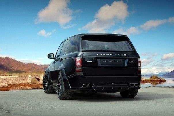 Range Rover Vogue 2013 LUMMA - 2