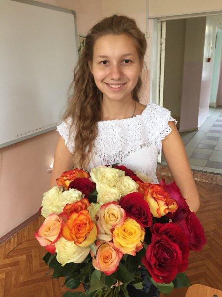 Фото: Стефания, Уфа в конкурсе «Урок идёт!»