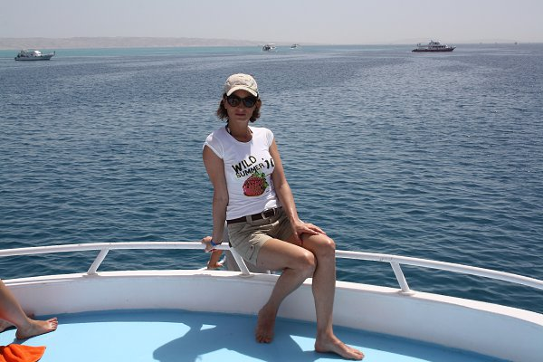 Фото: Татьянка, Нейс в конкурсе «Морской круиз»