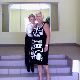 Инна, 64 года, Дружковка