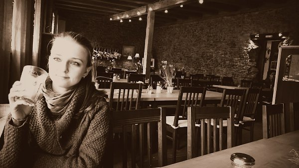 Фото: Julianna, Нюрнберг в конкурсе «Шарфы и шапки»